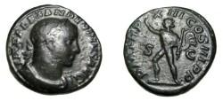 Ancient Coins - Severus Alexander 222-235AD AE Sestertius RIC 540d