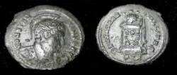 Ancient Coins - Constantine I 307-337AD AE Follis