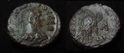 Ancient Coins - Tacitus, Roman Egypt Billion Tetradrachm