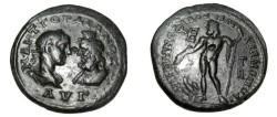 Ancient Coins - Gordian III & Sarapis 238 - 244 AD Marcianopolis Moesia Inferior AE28