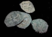 Ancient Coins - Constans II 641 - 668 AE Follis
