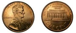 Us Coins - 1995 Lincoln DBL Die Ch BU