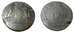 World Coins - Siberia 1773 10K KM