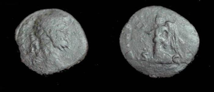 Ancient Coins - Septimus Severus, 193-211 AD