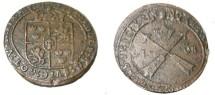 World Coins - Sweden Gustav II Adolf 1611-1632 Sater 1 Ore 1629