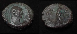 Ancient Coins - Diocleation Roman Egypt 284 - 305 AD
