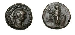 Ancient Coins - Diocleantian Yr 4 Alexandria Egypt 284-305 AD AE tetradrachm BMC 2484