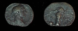 Ancient Coins - Commodus Sestertius 180-192 AD