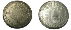 World Coins - 1816 Brazil 960 Reis