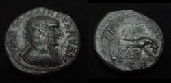 Ancient Coins - Pisidia Antiochi Gallienus 253-268AD AE25