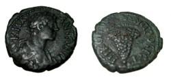 Ancient Coins - Elagabalus 218-222 D Nikopolis Moesia Inferior AE17