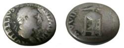 Ancient Coins - Vitellius 69AD AR Denarius
