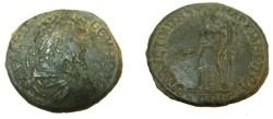 Ancient Coins - Septimus Severus AE27 Markianopolis 193-211 AD