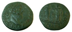 Ancient Coins - Commodus AE26 Nicopolis ad Istrum 180-192 AD
