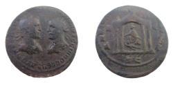 Ancient Coins - Roman Provincial Syria, Antiochia Trebonianus Gallus & Volusian 251-253  AD AE30  20.18 gm