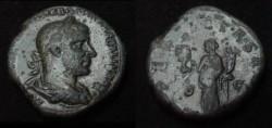 Ancient Coins - Trebonianus Gallus Æ Sestertius.