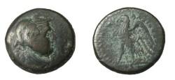 Ancient Coins - Egypt, Alexandria Ptolemy I, Sorter  AE22