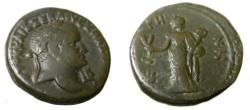 Ancient Coins - Roman Egypt Vespasian Billion Tetradrachm 69-79AD