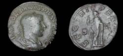 Ancient Coins - Gordian III. 238-244 AD. Æ Sestertius