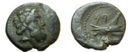 Ancient Coins - Phoenicia Ardos 162-1 BC