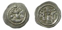 Ancient Coins - Peroz 457-484AD Mint KA Yr 10