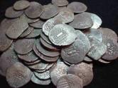 Ancient Coins - Northern India The Pratiharas & Palas ( Indo-Sassanian) Lot 5 pieces