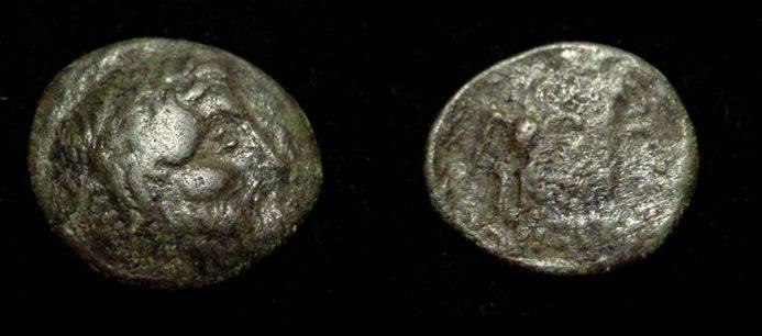 Ancient Coins - Eastern Celt :   Imitation - Phillip II