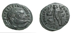 Ancient Coins - Licinius 308-324 AD AE Antoninianus RIC 239 SIS