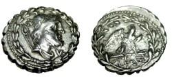 Ancient Coins - Lucius Aurelius Cotta 105 BC AR Denarius