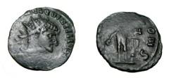 Ancient Coins - Quintillus 270 AD AE Antoninianus
