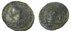 Ancient Coins - Valentinianus II AE2 384-408 AD Gloria Romanorvm RIC 59b