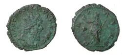 Ancient Coins - Postumus Antinianus 266 AD Cologne