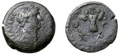 Ancient Coins - Trajan Roman Egypt 98-117AD Alexandria AE Drachm