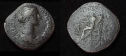 Ancient Coins - Crispina AE Sestertius.