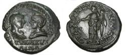 Ancient Coins - Gordian III & Tranquilla Anchialos Thrace AE27 S GI 3797