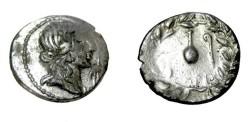 Ancient Coins - Caecilius metellus Pius 81BC AR Denarius RIC 302