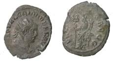 Ancient Coins - Valerian Antinianus 253- 260 AD Antioch mint