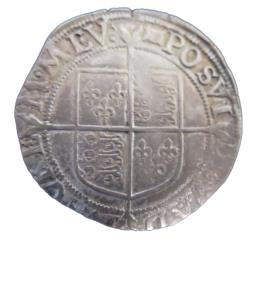 Ancient Coins - Great Britain Shilling Elizabeth I