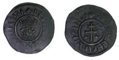 Ancient Coins - Armenia Levon I 1198-1219 AE Tank