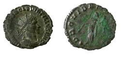 Ancient Coins - Quintilus 270AD Billion Antonianus
