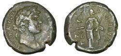 Ancient Coins - Hadrian Roman Egypt 117-138AD Billion Tetradrachm