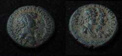 Ancient Coins - Hadrian AE Tripolis, Phonicia 117-138 ; 116/7AD