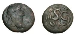 Ancient Coins - Trajan 98-112 AD Syria Seleucis & Pieria Antiochia ad Orontem AE26 S-17078