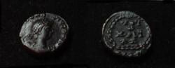 Ancient Coins - Theodocius I, AE4 379-395 AD