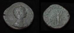 Ancient Coins - Julia Mamaea AE Sestertius
