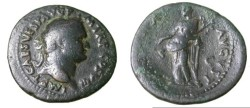 Ancient Coins - Titus 79-81AD Ae AS