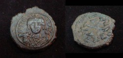 Ancient Coins - Byzantine Maurice Tiberius 582-602AD