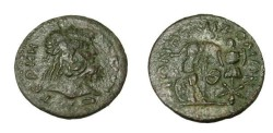 Ancient Coins - Pisidia, Termessus Major AE 30