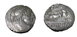 Ancient Coins - CNAEUS CORNELIUS LENTULUS, Moneyer circa 84 BC