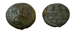 Ancient Coins - Severus Alxenader AE20 of Nicaea 222-235 AD